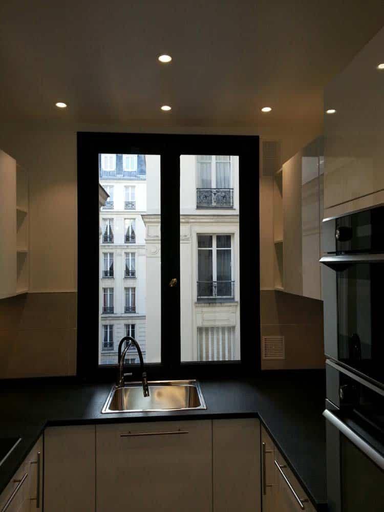 Travaux de rénovation Paris 16
